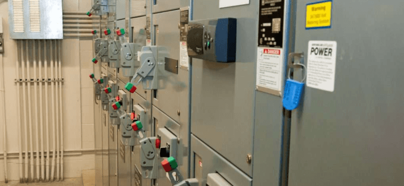 Electrical panel with smart meters