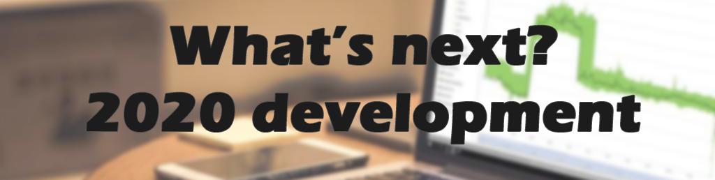 2020 development in Wattics
