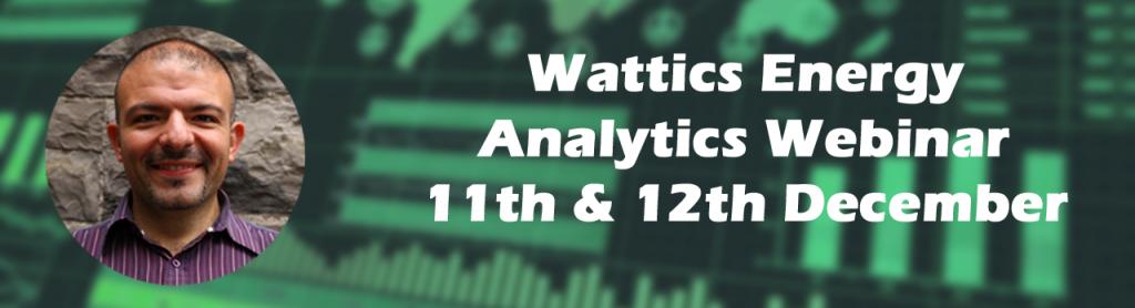 Wattics analytics webinar